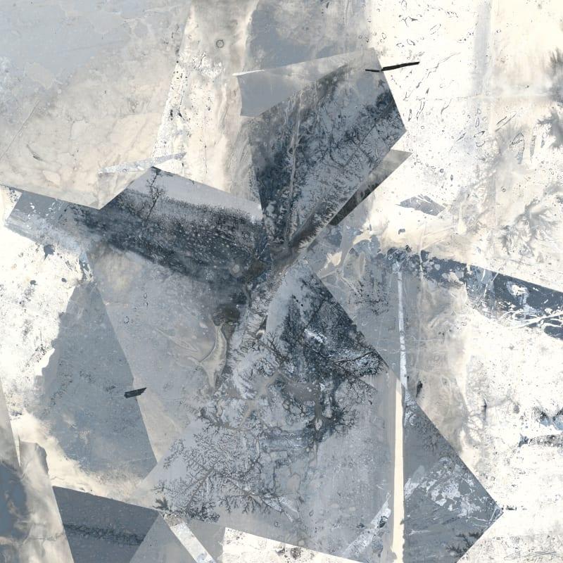 Zheng Chongbin 郑重宾, Untitled r 無名坐标系, 2019