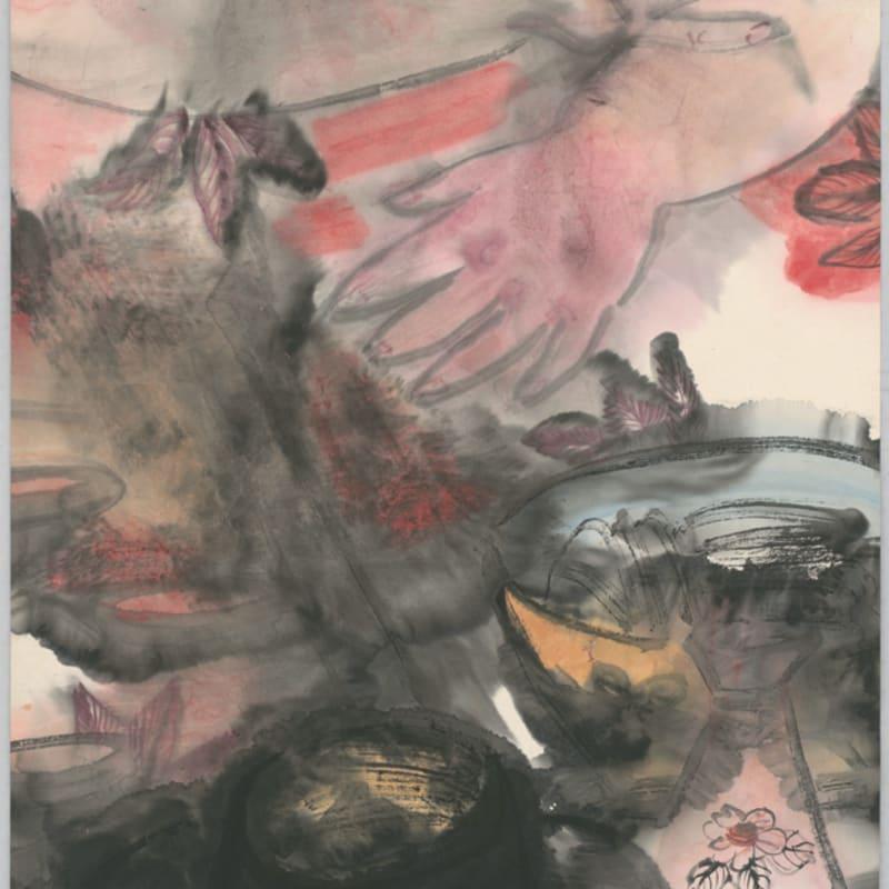 Li Jin 李津, Eaters Series: Plump 饕客系列:丰腴, 1995