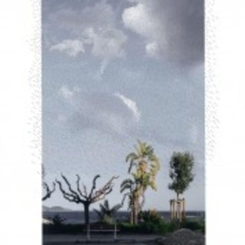 Jacqueline Salmon Mourillon, Toulon Tirage à encres pigmentaires sur papier Velvet d'Epson réalisé par l'artiste, certifié digigraphie Dim. papier: 50 x 70 cm