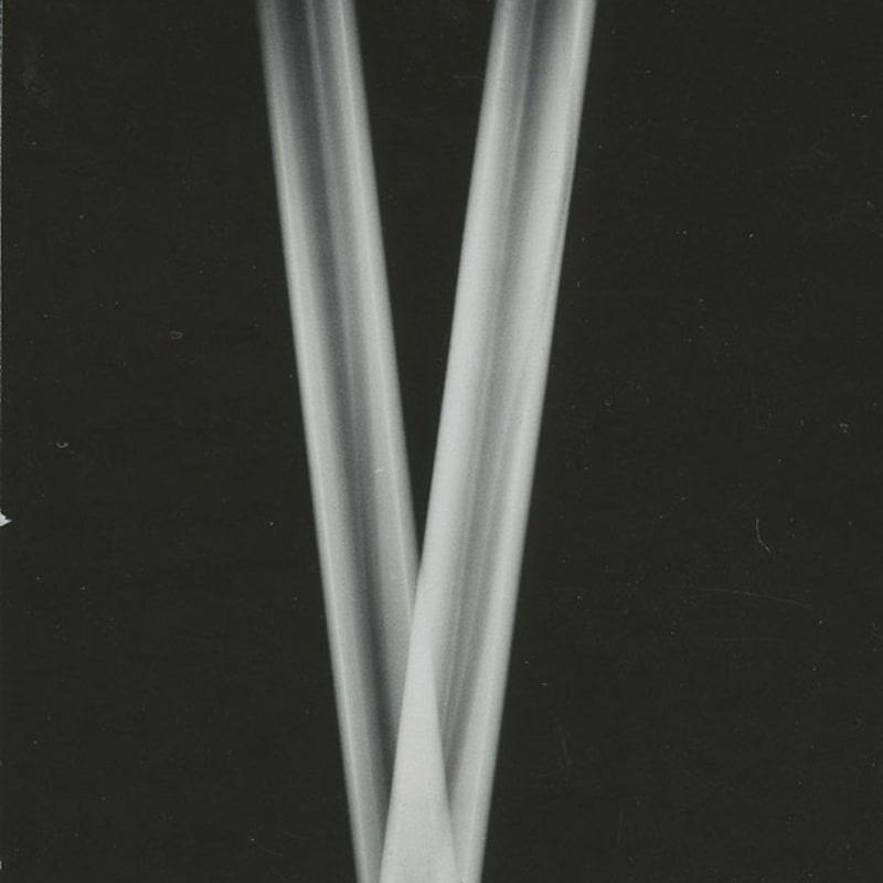 Berenice Abbott Time Exposure Angle Shot Tirage gélatino-argentique postérieur 24 x 34 cm Dim. papier: 40 x 50 cm