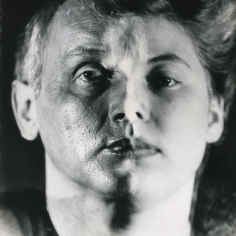Val Telberg Val Telberg and Kathleen Tirage gélatino-argentique d'époque Dim. papier: 27,9 x 20,3 cm