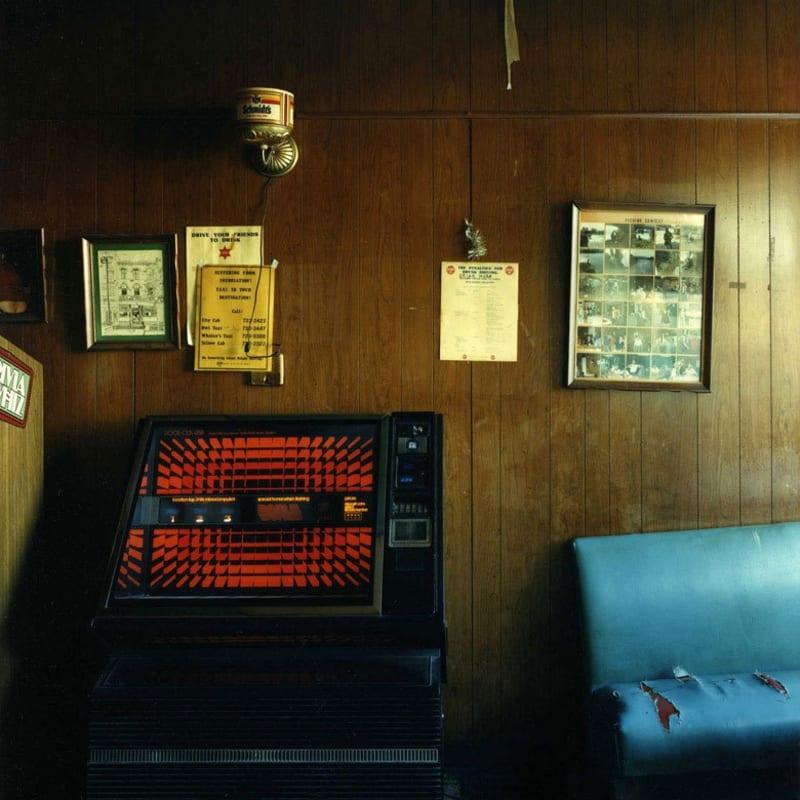 Bruce Wrighton Paddy's Ale House, Binghamton, NY Tirage C-print d'époque 20 x 25 cm Dim. papier: 20 x 25 cm