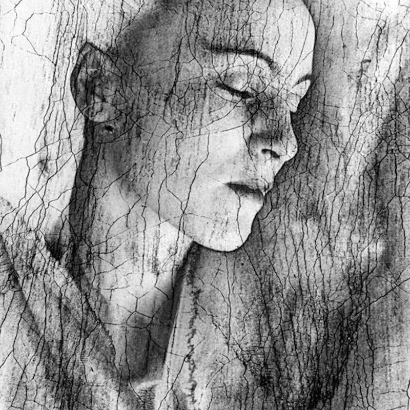 Erwin Blumenfeld Portrait, New York Tirage gélatino-argentique 26 x 33 cm Dim. papier: 49 x 62 cm