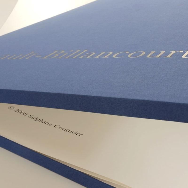 Stéphane Couturier Renault Billancourt I Portfolio composé de huit tirages, édité par Ville Ouverte, 2008 60 x 80 cm Dim. papier: 74 x 58 cm