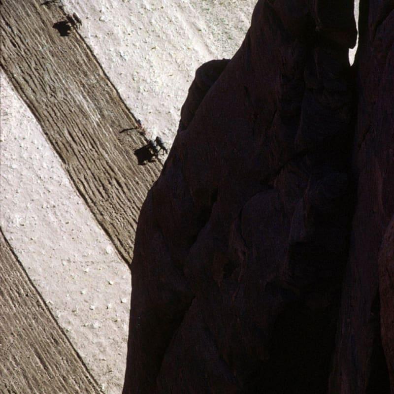 Ernst Haas Arizona Tirage Dye Transfer d'époque Dim. papier: 38 x 58 cm