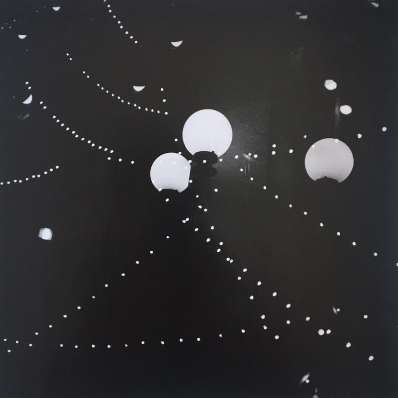 Ray K. Metzker The Loop, Chicago Tirage gélatino-argentique réalisé par l'artiste 18,3 x 18, 4 cm