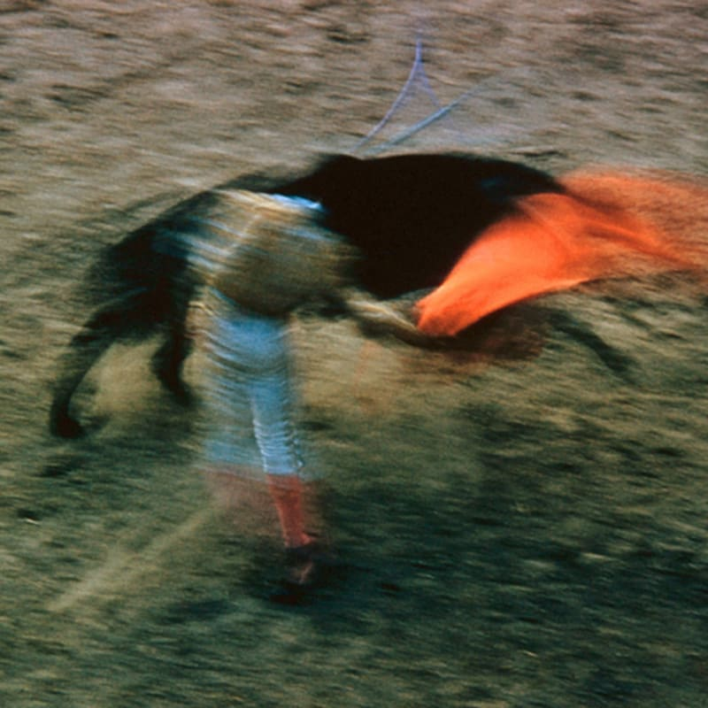 Ernst Haas Bullfight, Pamplona, Spain Tirage Dye Transfer d'époque Dim. papier: 57 x 45,5 cm