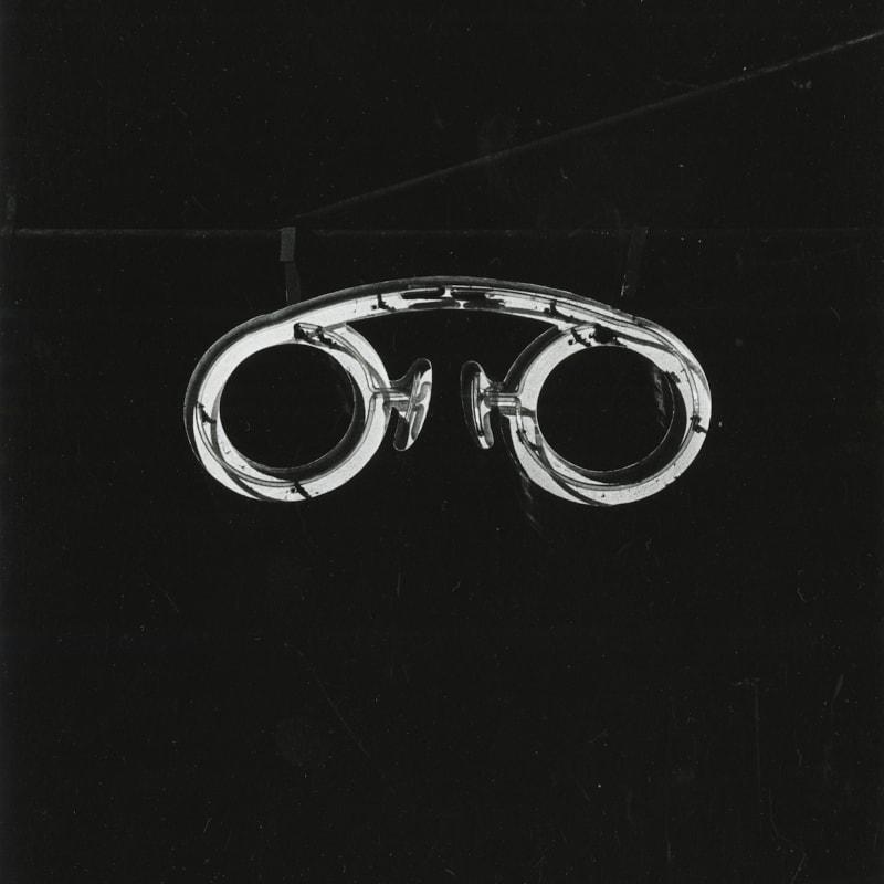 Ray K. Metzker Early Philadelphia Tirage gélatino-argentique d'époque, réalisé par l'artiste 15 x 22,1 cm Dim. papier: 20,2 x 25,3 cm