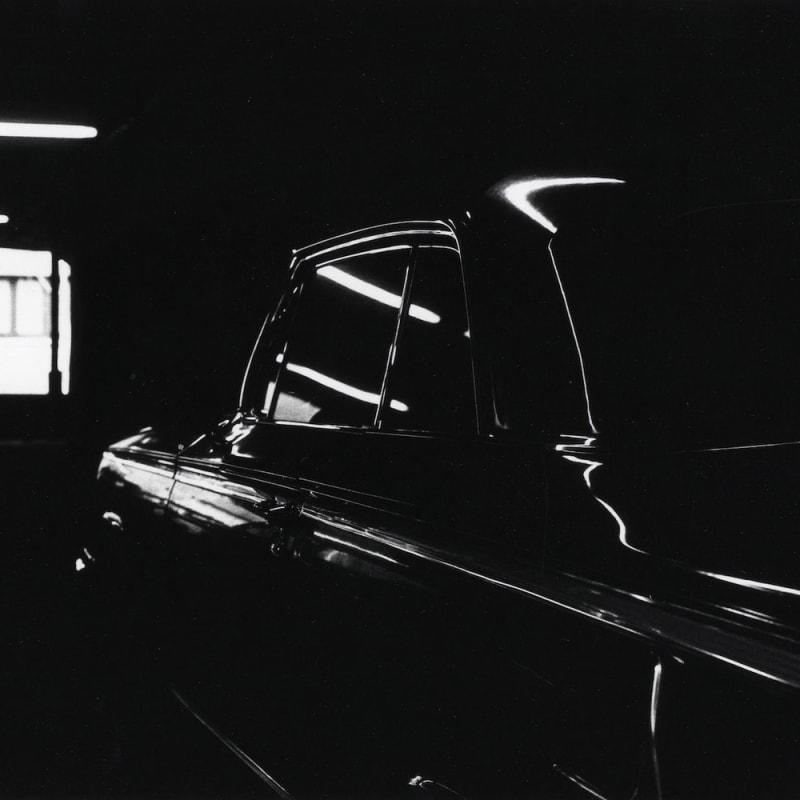 Ray K. Metzker Philadelphia Tirage gélatino-argentique d'époque, réalisé par l'artiste 22 x 15,2 cm Dim. papier: 20 x 25 cm