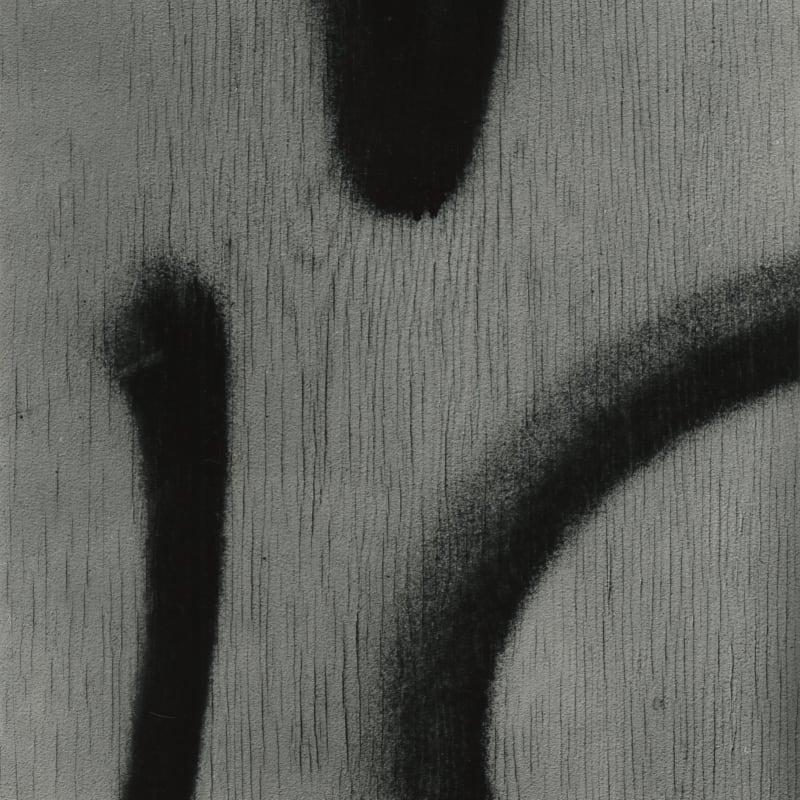 Aaron Siskind Providence 51 Tirage gélatino-argentique postérieur 25,1 x 25,2 cm Dim. papier: 28 x 35 cm