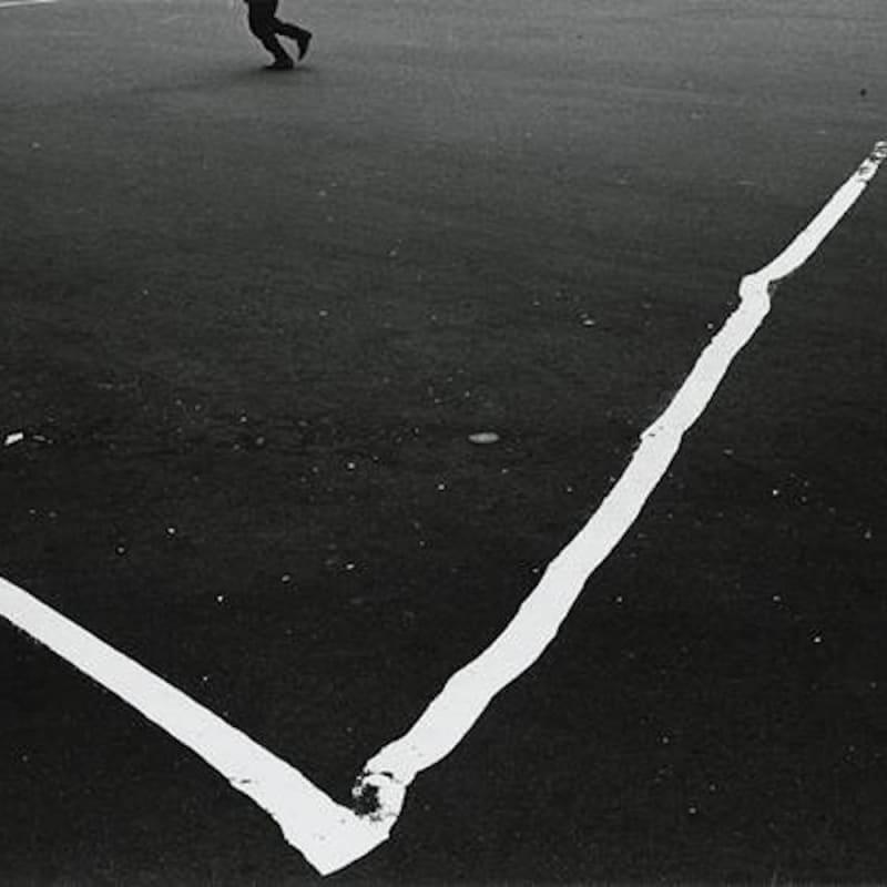 Ray K. Metzker Philadelphia Tirage gélatino-argentique postérieur, réalisé par l'artiste 15,2 x 22,2 cm Dim. papier: 16,8 x 24,2 cm