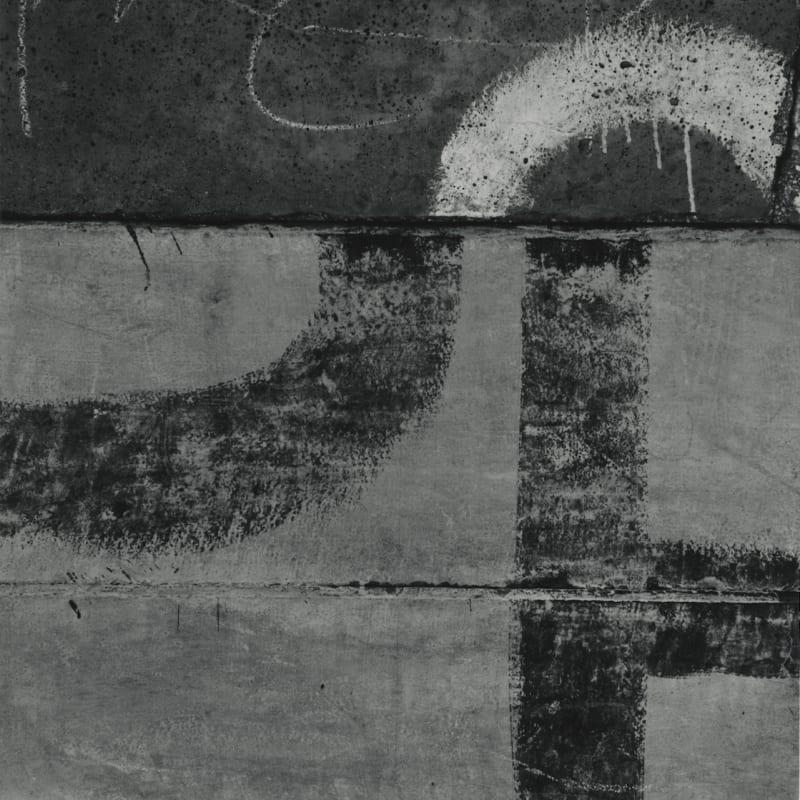 Aaron Siskind Arequipa 94 Tirage gélatino-argentique postérieur 24,7 x 24,8 cm Dim. papier: 28 x 35 cm