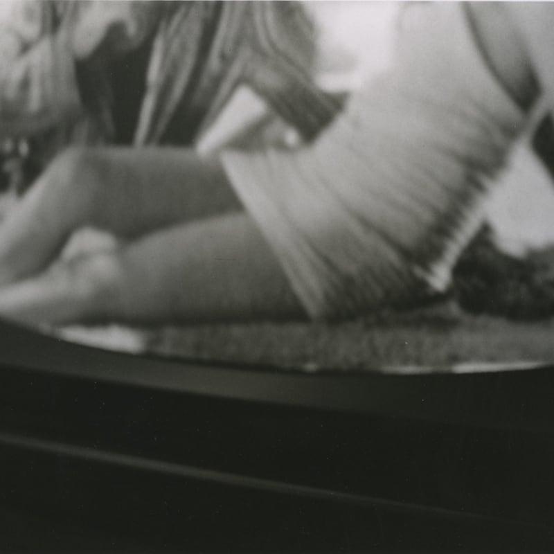 Tom Arndt T.V. Screen, Minneapolis Tirage gélatino-argentique d'époque, réalisé par l'artiste 13,8 x 20,8 cm Dim. papier: 27,5 x 35,3 cm