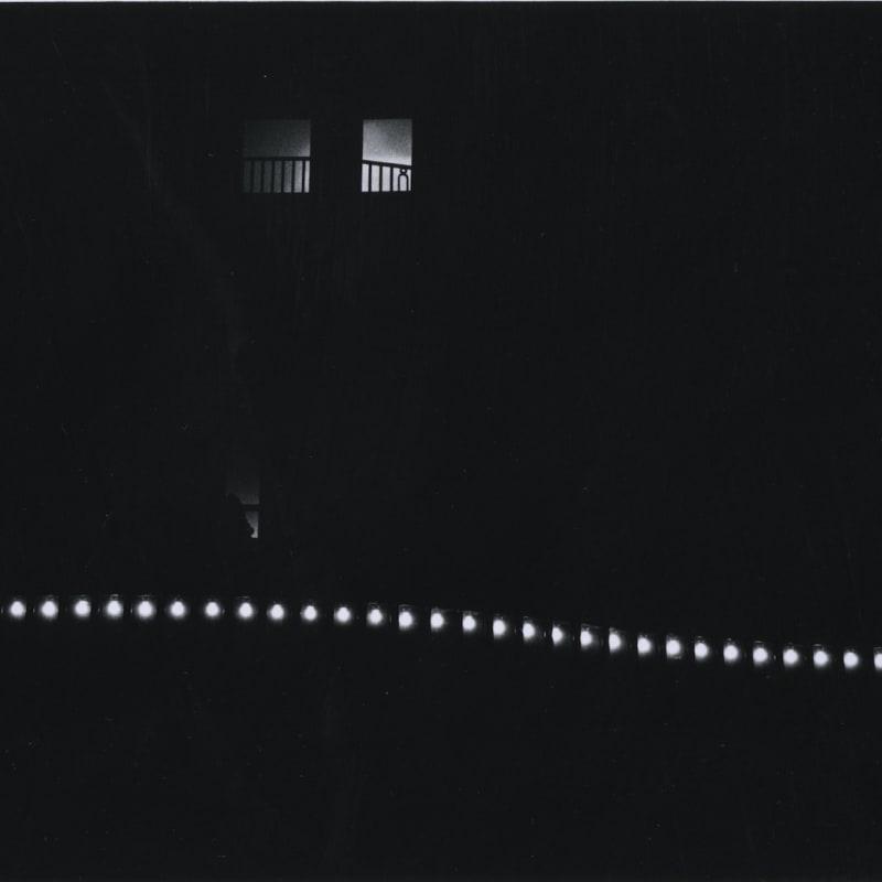 Ray K. Metzker Philadelphia Tirage gélatino-argentique d'époque, réalisé par l'artiste 15,2 x 22,4 cm Dim. papier: 20,3 x 25,4 cm