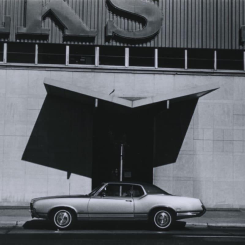 Tom Arndt Elks club, Minneapolis Tirage gélatino-argentique d'époque, réalisé par l'artiste 11 x 16,5 cm Dim. papier: 20 x 25 cm
