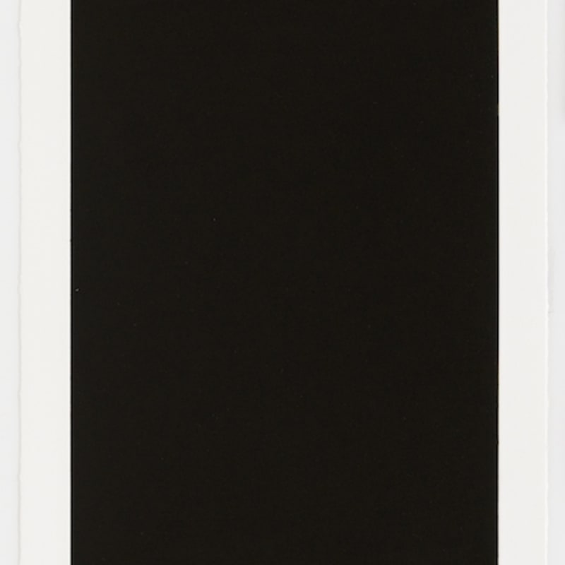 John Baldessari Love and Work Photogravure avec aquatinte en couleurs 65,4 x 29,2 cm