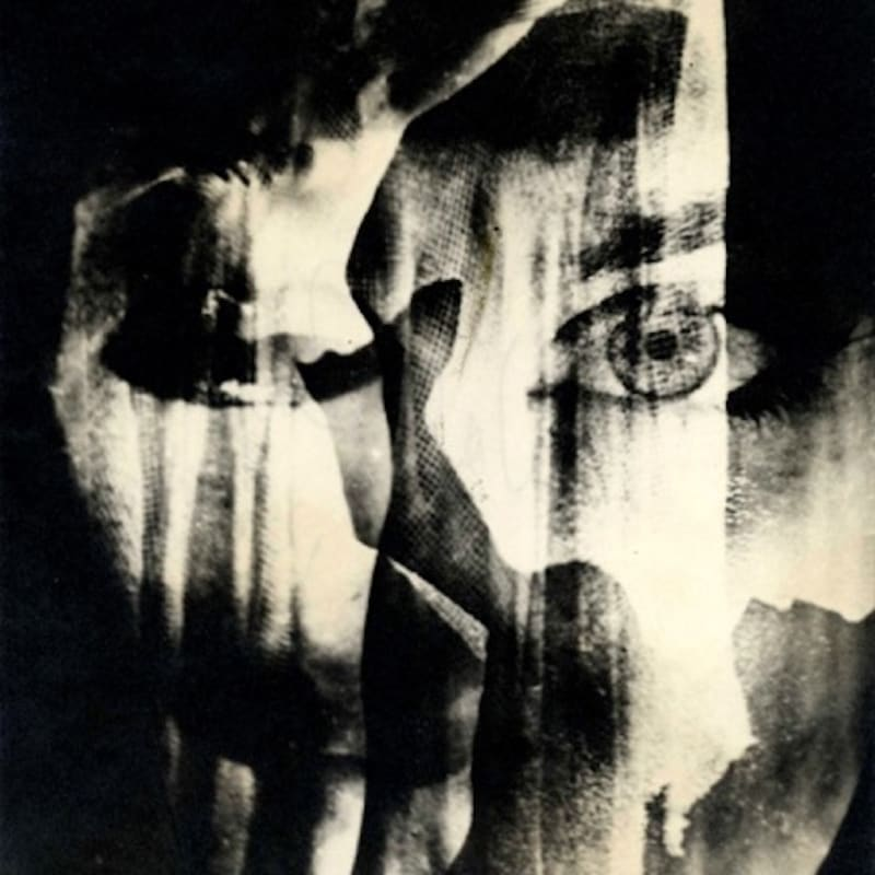 Val Telberg Untitled, Two Women Tirage gélatino-argentique d'époque 15,3 x 19,5 cm Dim. papier: 15,3 x 19,5 cm