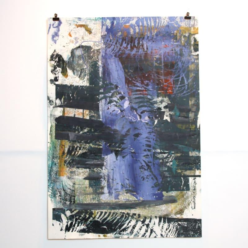 Édouard Prulhière Sans Titre Sérigraphie 70 x 102 cm