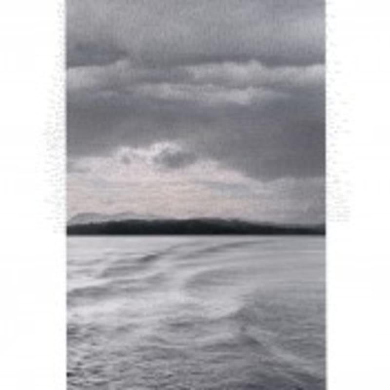 Jacqueline Salmon Rade, Pluie, Toulon Tirage à encres pigmentaires sur papier Velvet d'Epson réalisé par l'artiste, certifié digigraphie Dim. papier: 50 x 70 cm