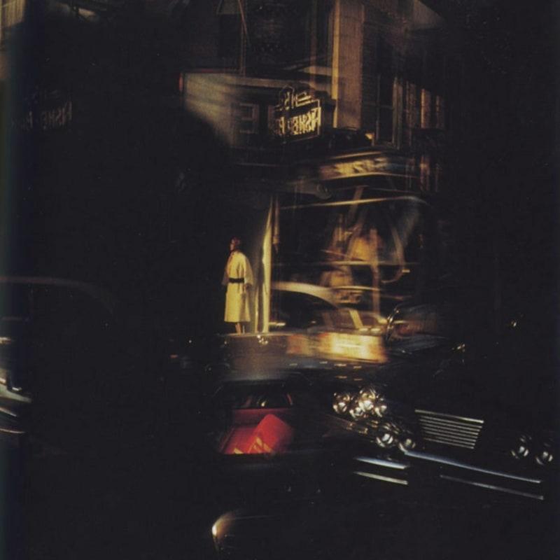 Ernst Haas New York Reflections Tirage chromogène posthume 30,4 x 45,6 cm Dim. papier: 40,5 x 50,7 cm