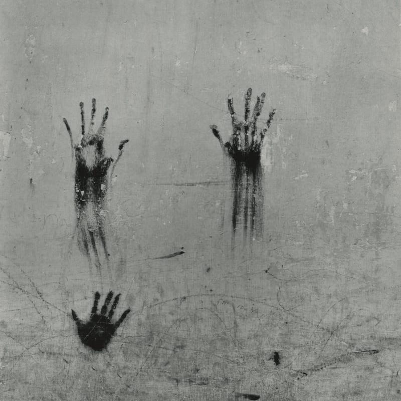 Aaron Siskind Iquitoz 139 Tirage gélatino-argentique postérieur 24,3 x 25,3 cm Dim. papier: 28 x 35 cm