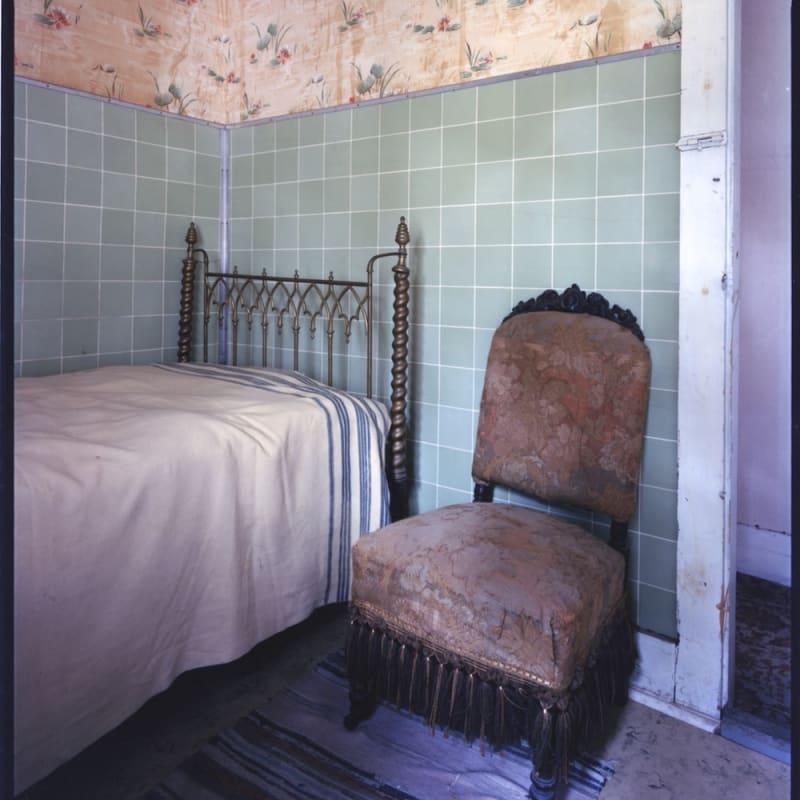 Bruce Wrighton Union Hotel, Binghamton NY Tirage C-Print d'époque 20 x 25 cm Dim. papier: 20 x 25 cm