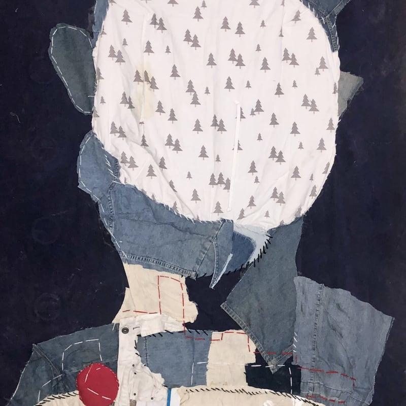 Ange-Arthur Koua, Iconoclaste 3, 2021