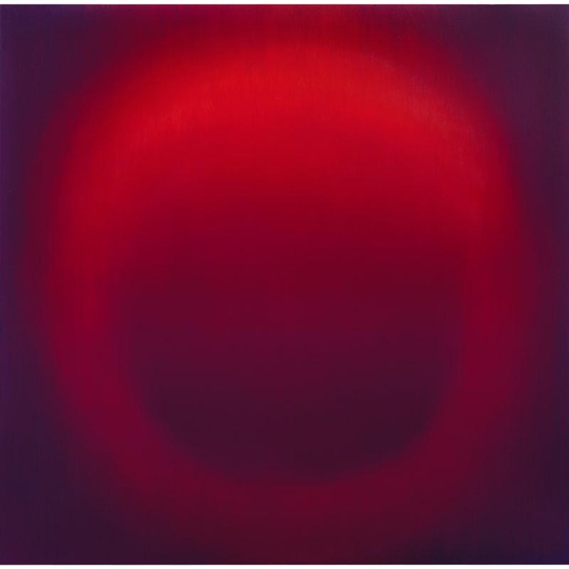 Sergio Lucena  Pintura No. 19, 2011  Oil on canvas  59.1 x 59.1 in