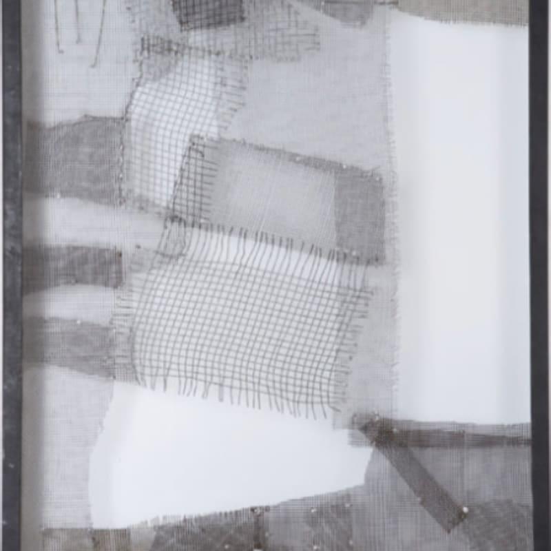 Manuel Rivera Composicion VIII 100 x 72,5 cm