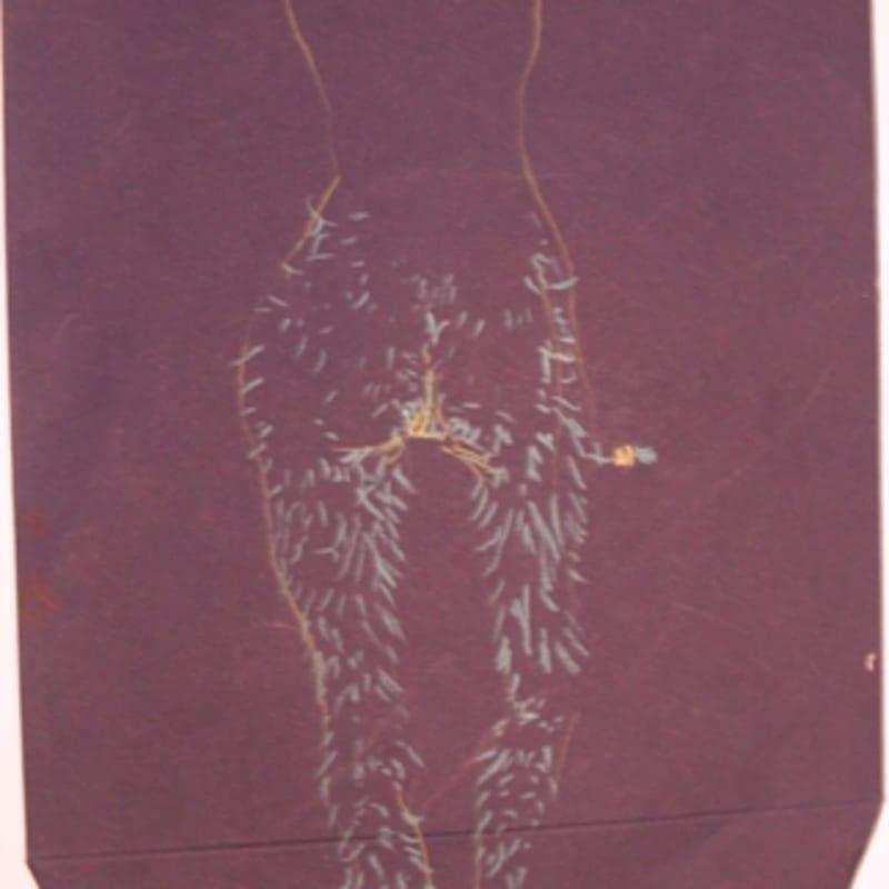 Sébastien Pignon Série des dessins-enveloppes crayon, feutre, aquarelle et encre sur papier 25 x 18,7 cm