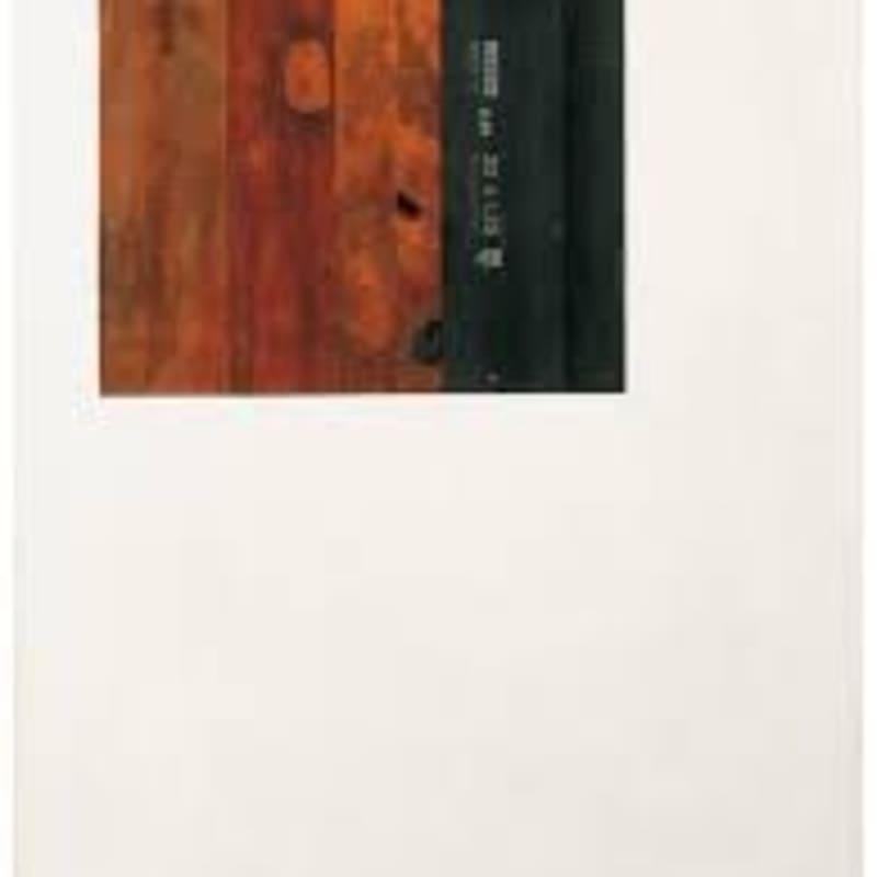 Carol Rama Smentire il bianco gomme, huile sur bois 80 x 60 cm