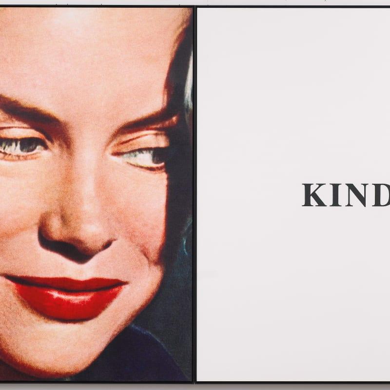 John Baldessari, Prima Facie (second state) : kind, 2005