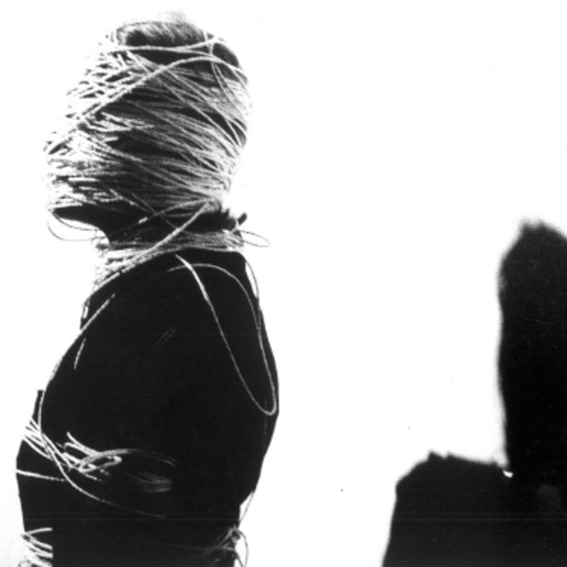 Françoise Janicot Encoconnage Photographie argentique 18 x 12 cm