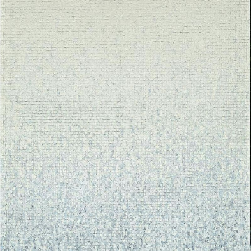Sang Hwa Chung Untitled 88-10-26 huile sur toile 162,3 x 130,5 cm