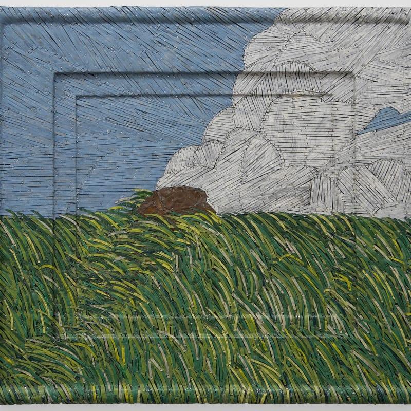 ROBERT KOBAYASHI, Rock on Ernsthausen's Farm, 2009