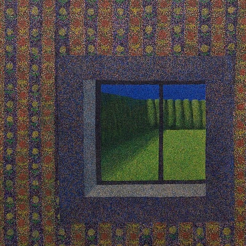ROBERT KOBAYASHI, Vermont Window, 1989