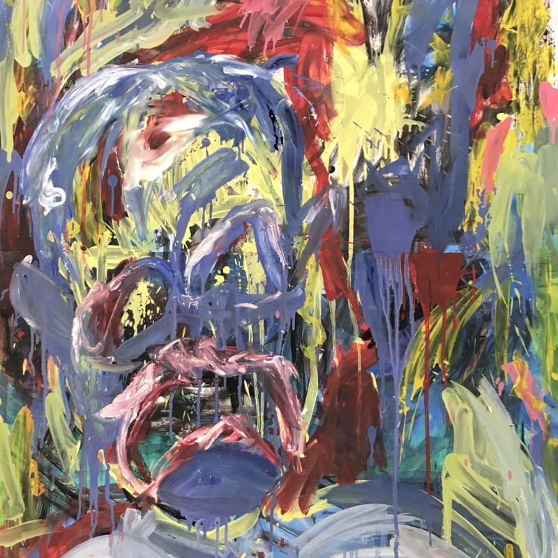 Nyasha Marovatsanga, Untitled 3, 2020