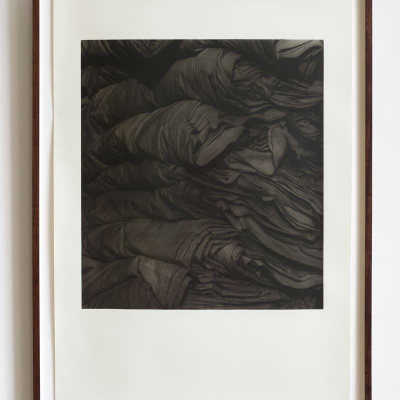 John Stewart  Black Sea, Jaipur, 1996  Fresson print  79 x 62 cm (98 x 70 framed)  Edition 2 of 8