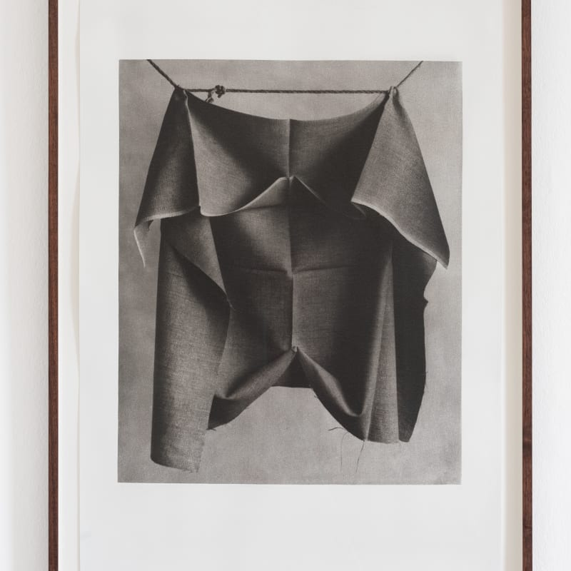 John Stewart  Chinese Silk, Paris, 1996  Fresson Print  79 x 62 cm (98 x 70 framed)  Edition 2 of 15