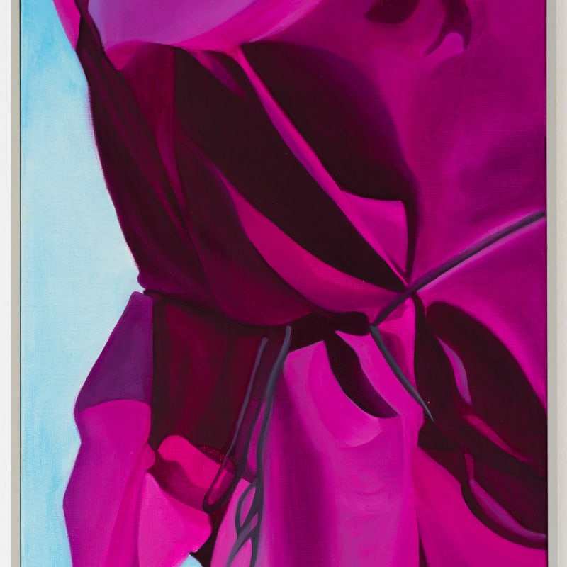 Orsina Sforza  Telone, 2013  Oil on canvas  40 x 30 cm (41 x 31 cm framed)