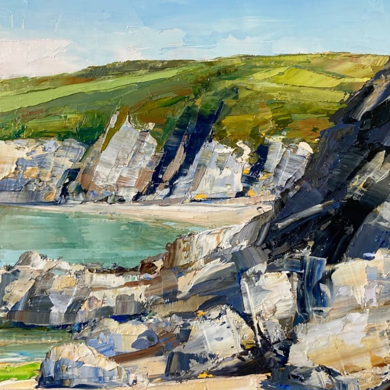 Jonathan Pocock, Rocks, Pembrokeshire