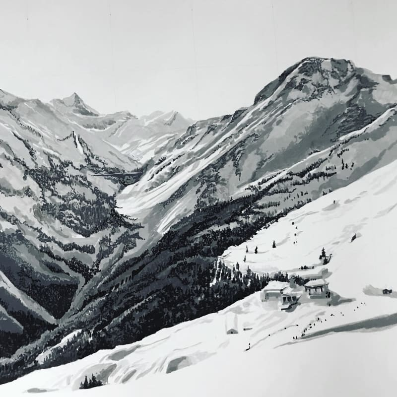 Sam Gare, Grimentz, Switzerland , 2019