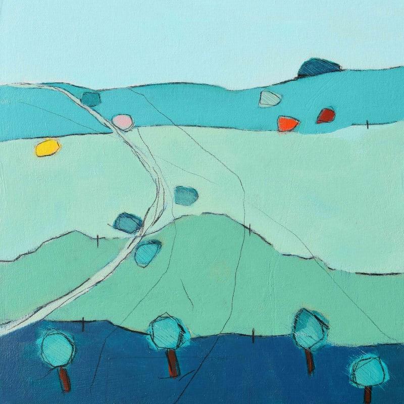 David O'Connor, Blue Remembered Hills V