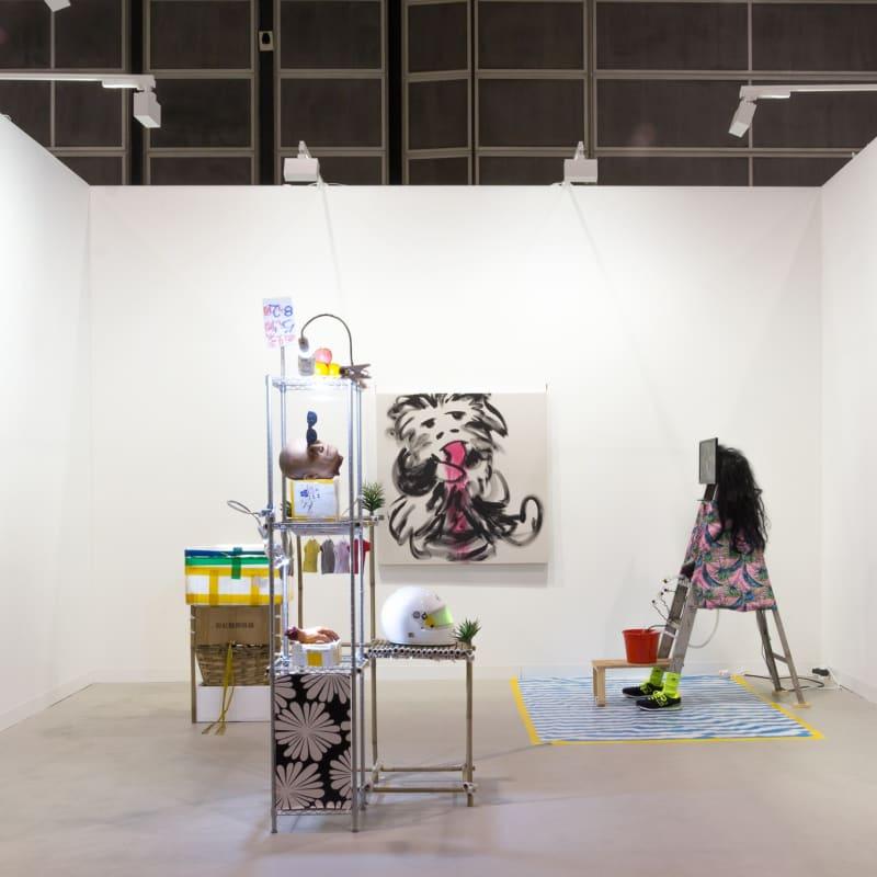 Joel Kyack, Art Basel Hong Kong, 2016