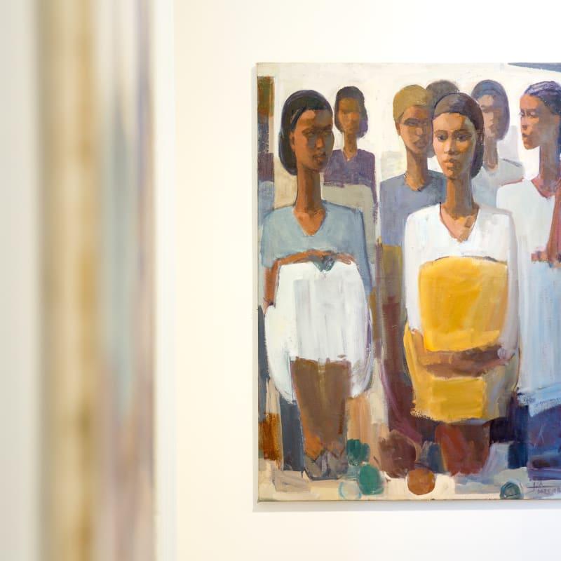1-54 Contemporary African Art Fair London 2019 installation shot