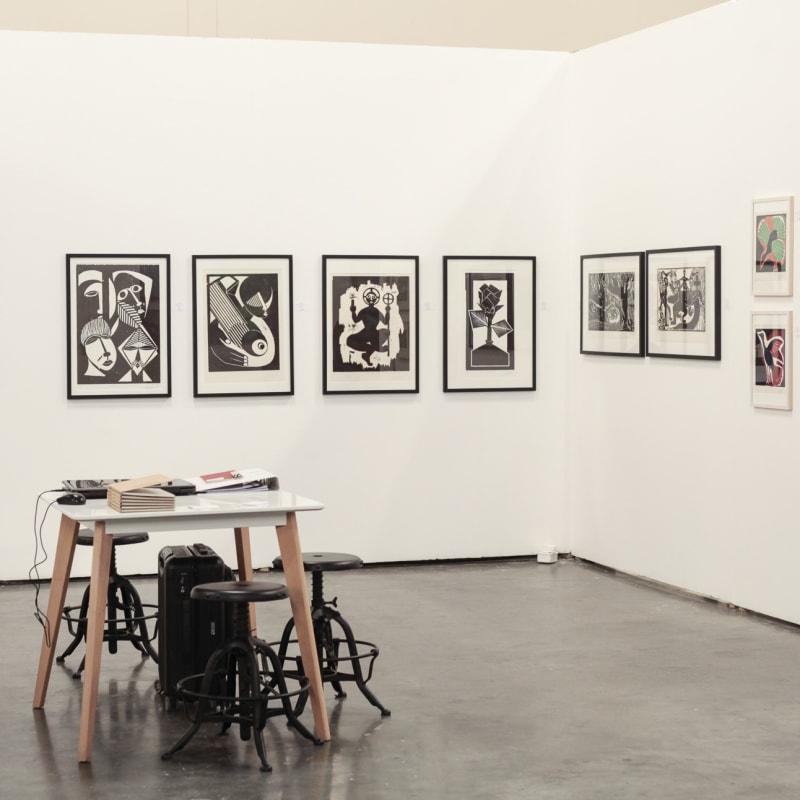 BOOTH P05 Editions: Solo show by EL Loko.