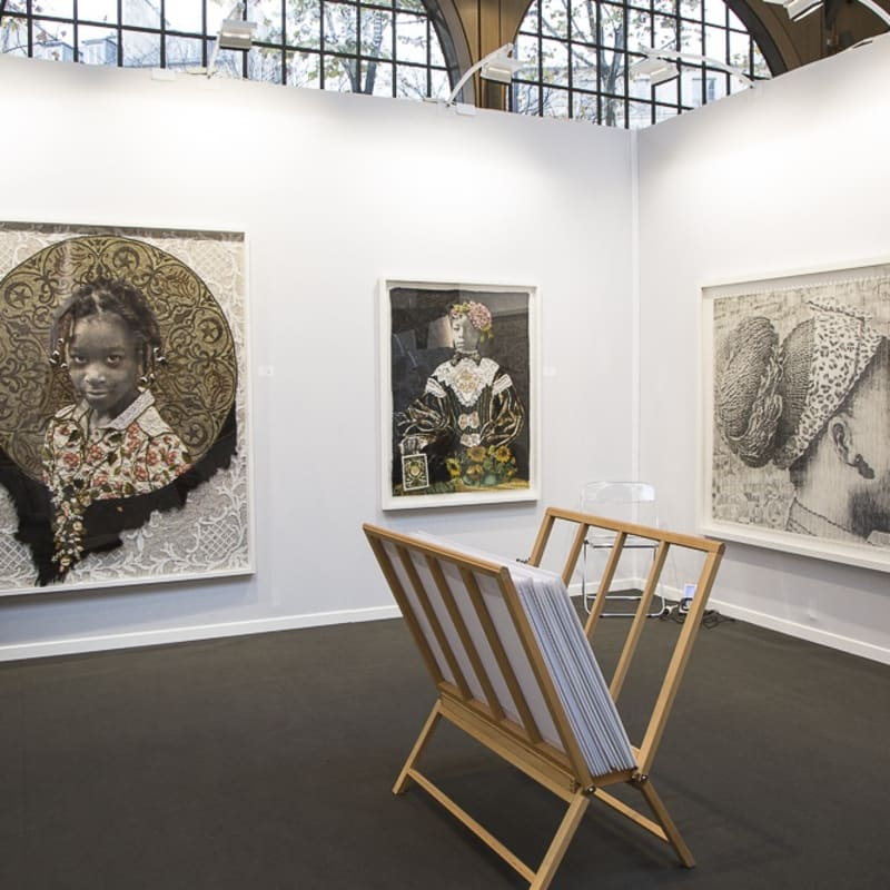 works by Marion Boehm and Gary Stephens