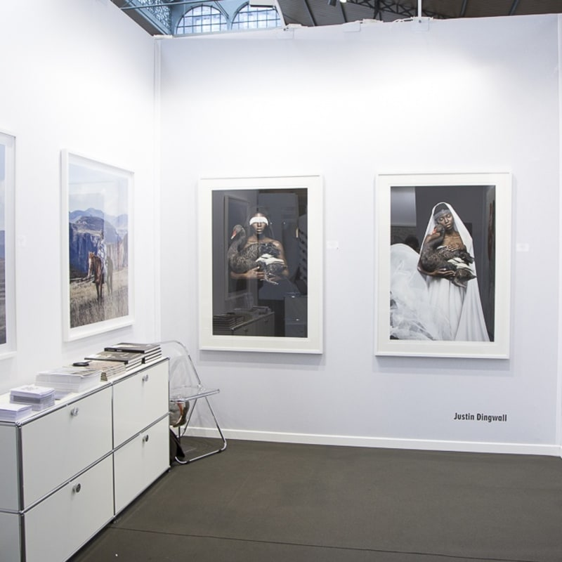 works by Thom Pierce, Justin Dingwall and Ransome Stanley