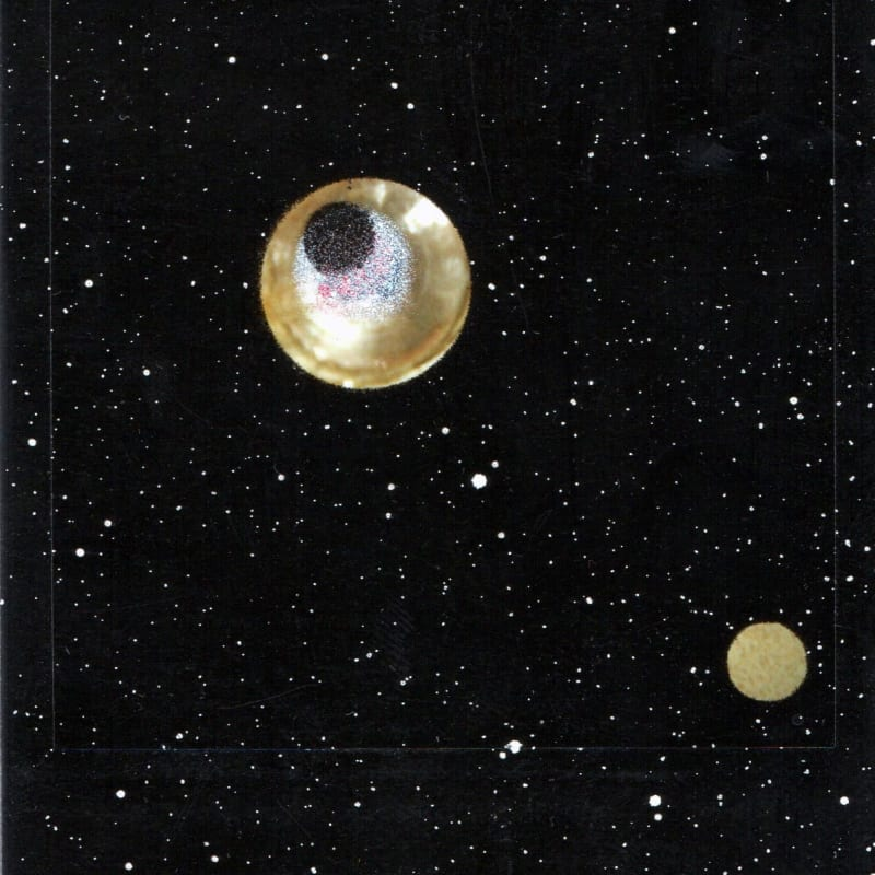 David Goerk  Untitled (Transmutation)  1988-1989