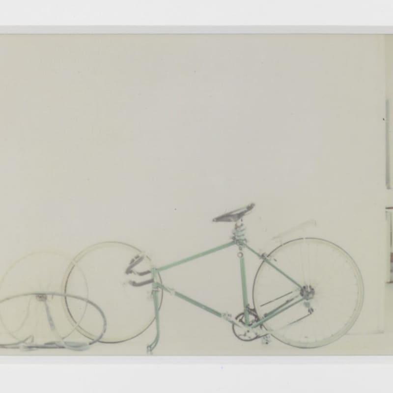 James Welling  White Bike  1976